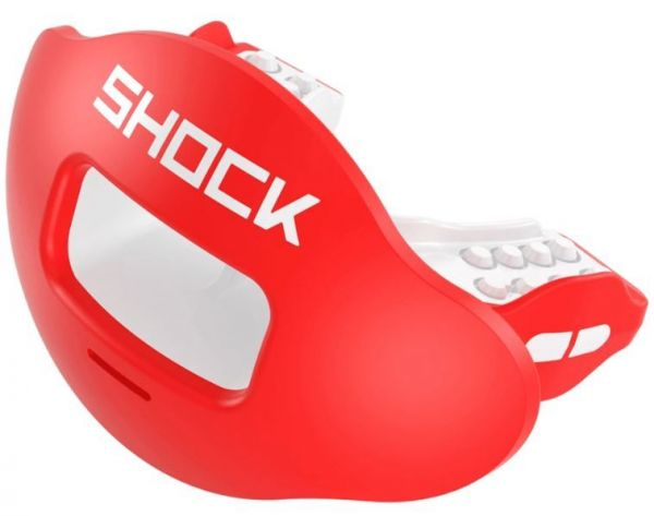 Shock Doctor Max AirFlow 2.0 Lipguard Red