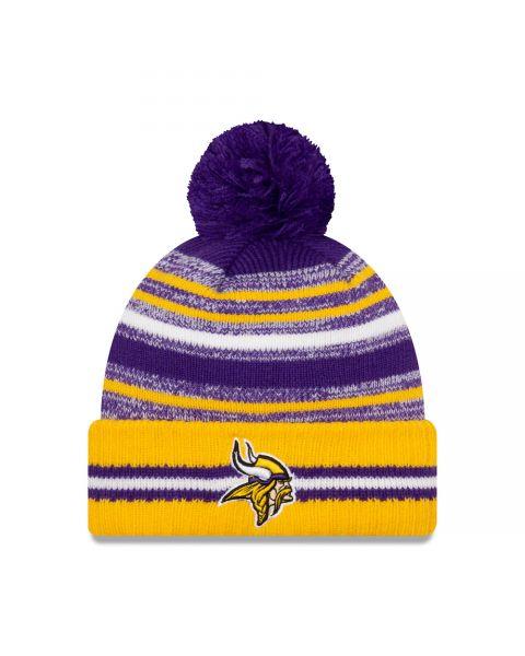 New Era NFL21 Sport Knit - Minnesota Vikings