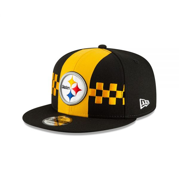 New Era NFL19 Draft Cap - Pittsburgh Steelers