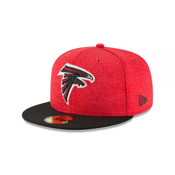 New Era 59FIFTY NFL18 Sideline Home Cap - Atlanta Falcons