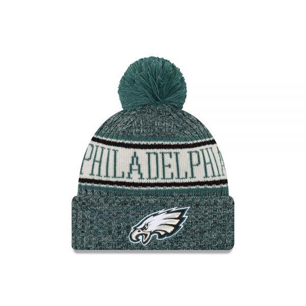 New Era On Field NFL18 Sport Knit - Philadelphia Eagles