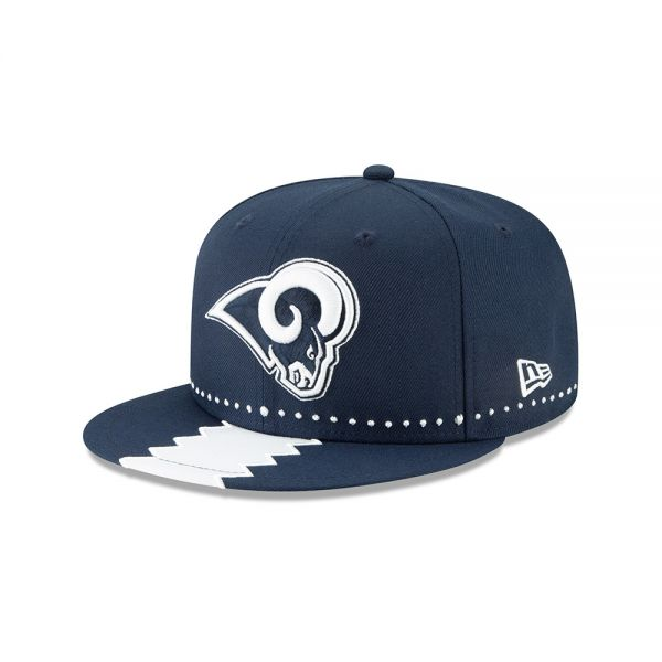 New Era NFL19 Draft Cap - Los Angeles Rams