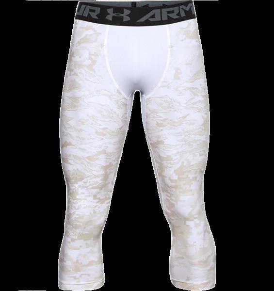 Under Armour Heatgear 3/4 Print Legging - Desert Camo