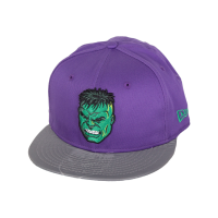 New Era 9FIFTY Snapback Cap - Reflecto Hulk
