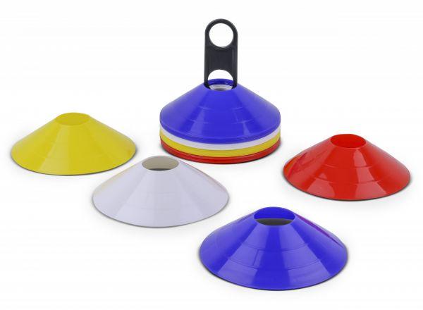 40 Cones/Hütchen inkl. Tragestab