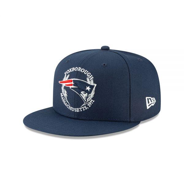 New Era NFL19 Draft Cap - New England Patriots