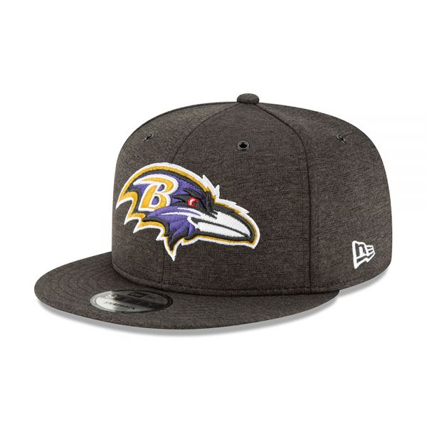 New Era 9FIFTY NFL18 Sideline Home Cap - Baltimore Ravens