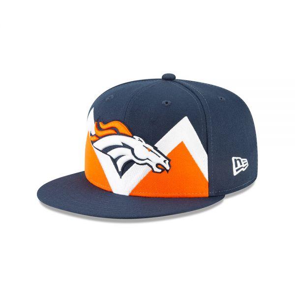 New Era NFL19 Draft Cap - Denver Broncos