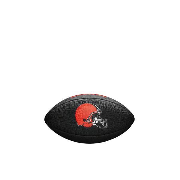 Wilson NFL Mini Team Soft Touch Football - Cleveland Browns