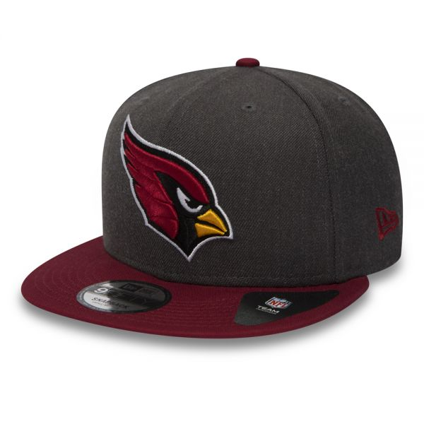 New Era 9FIFTY Heather Cap - Arizona Cardinals
