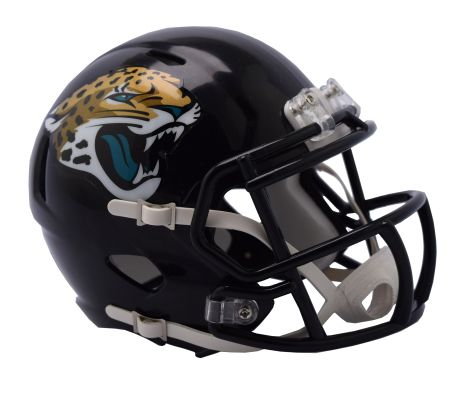 Speed Mini Helmet - Jacksonville Jaguars