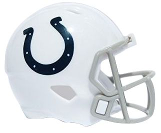 Speed Pocket Pro Club Helmet - Indianapolis Colts
