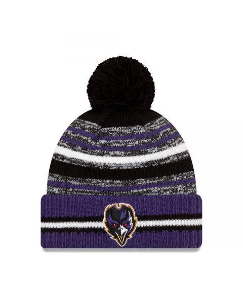 New Era NFL21 Sport Knit - Baltimore Ravens