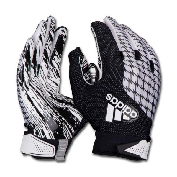 Adidas ADIFAST 2.0 YOUTH Gloves - White/Black