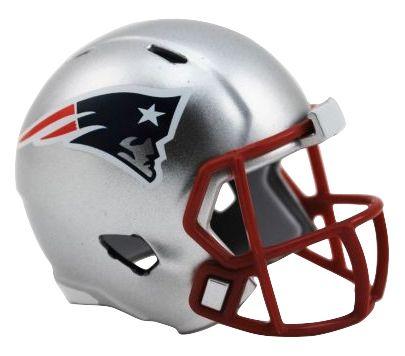 Speed Pocket Pro Club Helmet - New England Patriots