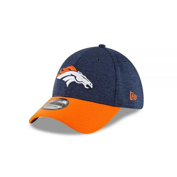 New Era 39THIRTY NFL18 Sideline Home Cap - Denver Broncos