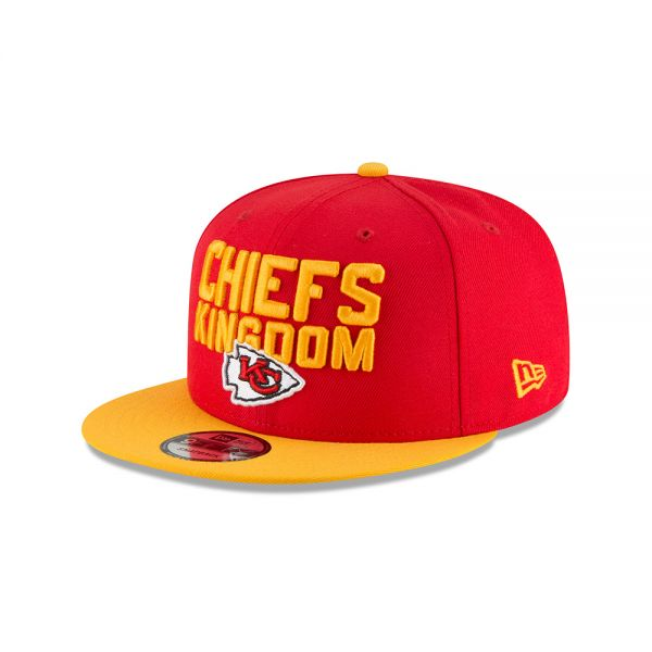 New Era 9FIFTY NFL 18 Spotlight Cap - Kansas City Chiefs