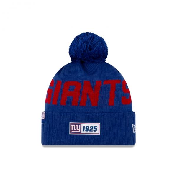 New Era On Field NFL19 Sport Knit Road - New York Giants