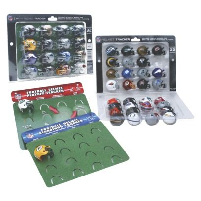Riddell NFL Tracker Set