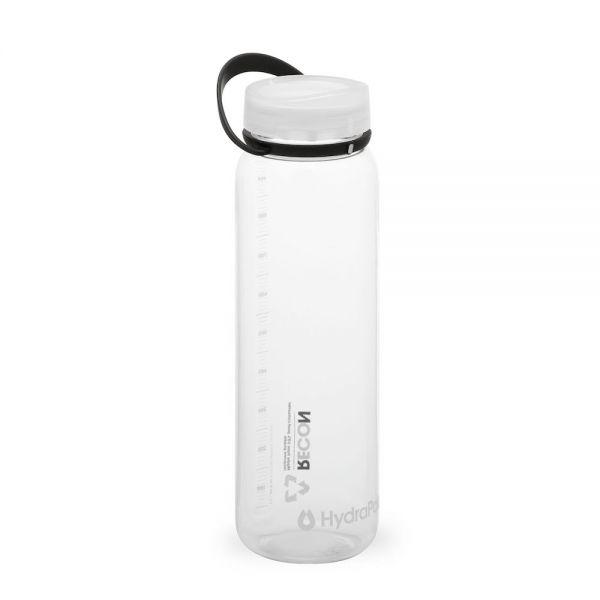 Hydrapak RECON Trinkflasche 1 L - Black/White