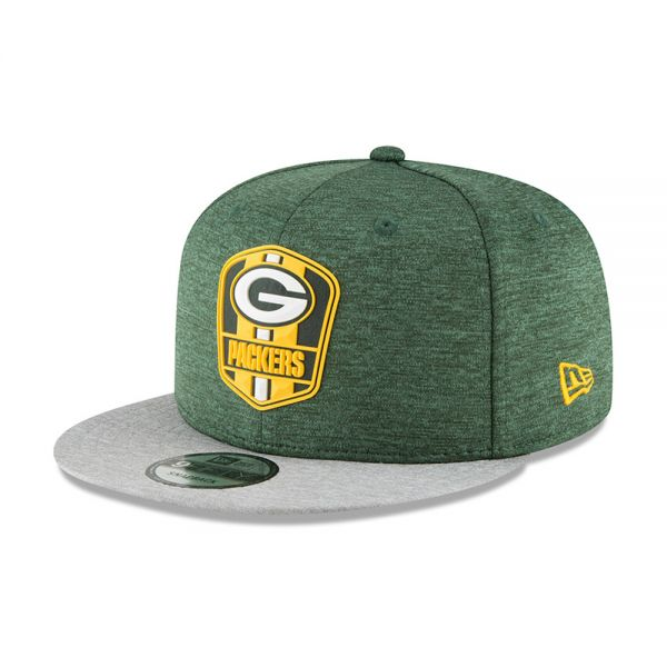 New Era 9FIFTY NFL18 Sideline Away Cap - Green Bay Packers