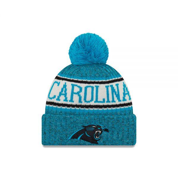 New Era On Field NFL18 Sport Knit - Carolina Panthers