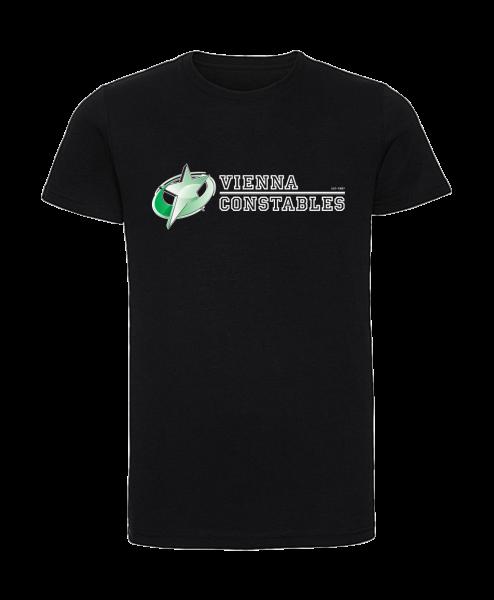 Constables T-Shirt Herren - Schwarz
