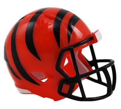 Speed Pocket Pro Club Helmet - Cincinnati Bengals