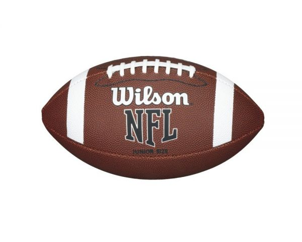 Wilson NFL Bulk Junior Football WTF1857