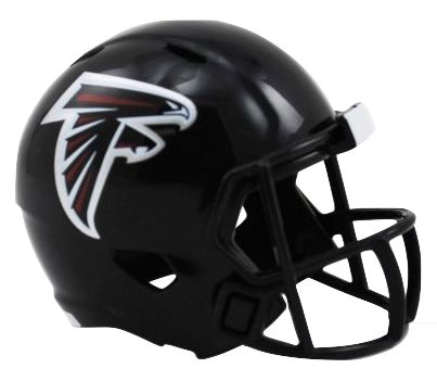 Speed Pocket Pro Club Helmet - Atlanta Falcons