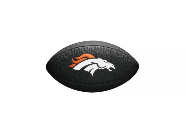 Wilson NFL Mini Team Soft Touch Football - Denver Broncos