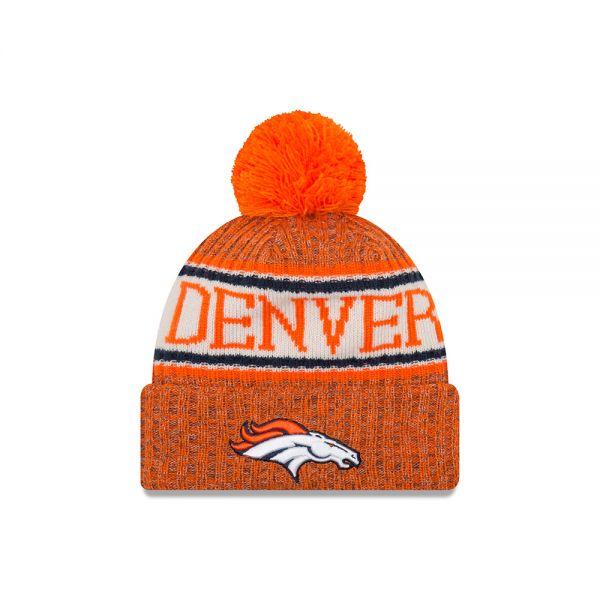 New Era On Field NFL18 Sport Knit - Denver Broncos