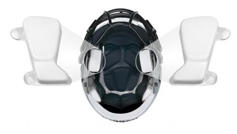 Riddell SPEED ICON Inflatable S-Pad Jaw Pad