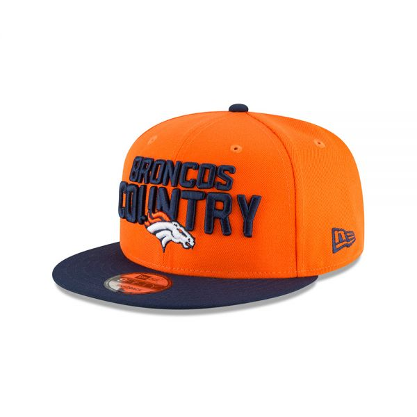 New Era 9FIFTY NFL 18 Spotlight Cap - Denver Broncos