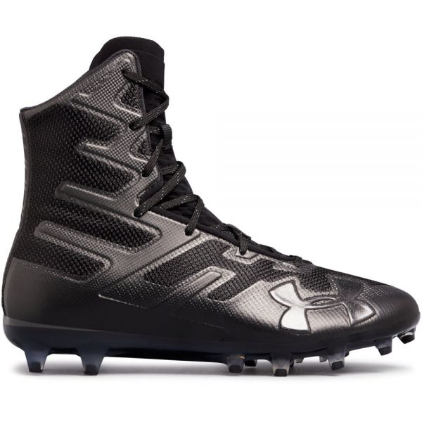 Under Armour Highlight MC Football Cleats - Black