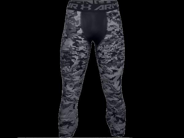 Under Armour Heatgear 3/4 Print Legging - Camo