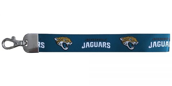 NFL Wristlet Lanyard - Jacksonville Jaguars