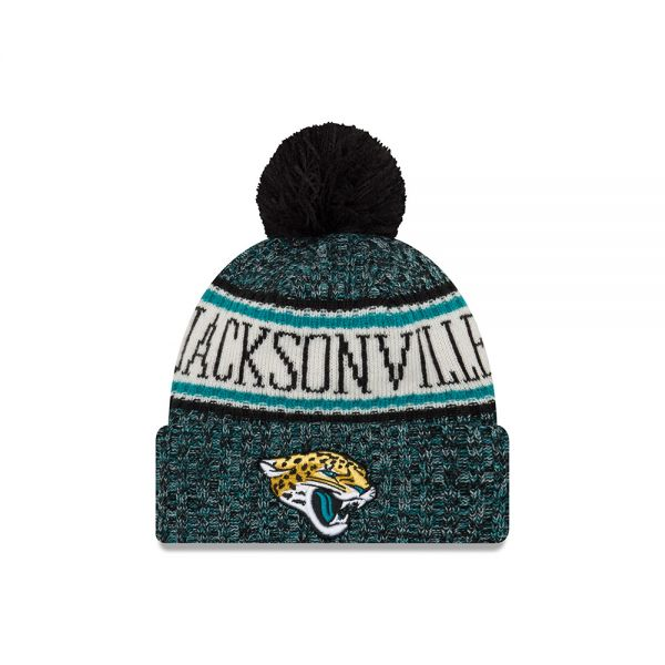 New Era On Field NFL18 Sport Knit - Jacksonville Jaguars