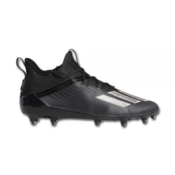 Adidas Adizero J YOUTH Cleat - Black