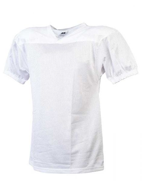 MM Football Practise Jersey Adult - White