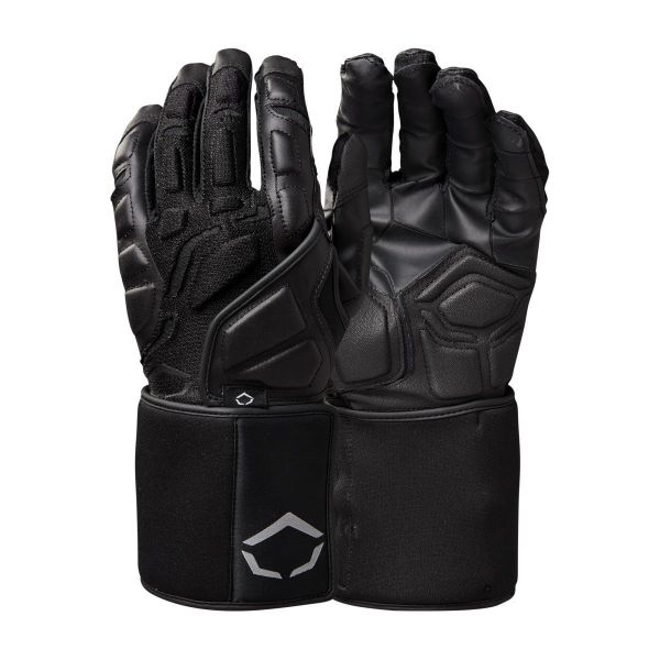 Evoshield EVO TRENCH Lineman Glove - Black
