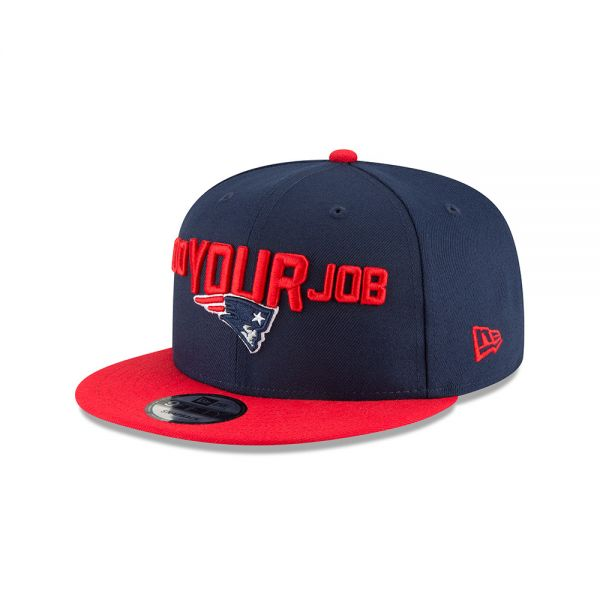 New Era 9FIFTY NFL 18 Spotlight Cap - New England Patriots