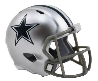 Speed Pocket Pro Club Helmet - Dallas Cowboys