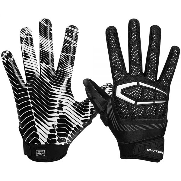 Cutters S652 The Gamer 3.0 Glove - Black