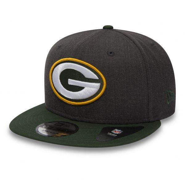 New Era 9FIFTY Heather Cap - Green Bay Packers