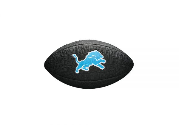 Wilson NFL Mini Team Soft Touch Football - Detroit Lions