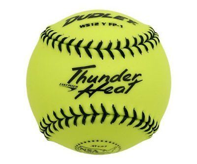 Spalding THUNDER HEAT Synthetic DUDLEY Softball