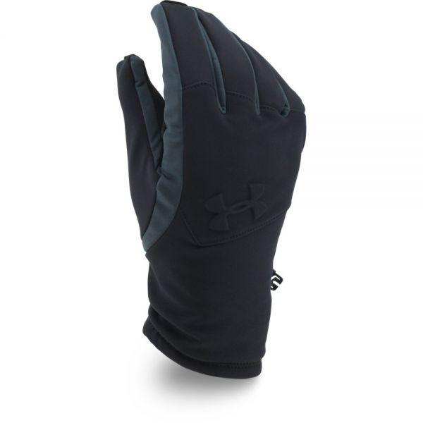 Under Armour Softshell Glove - Black