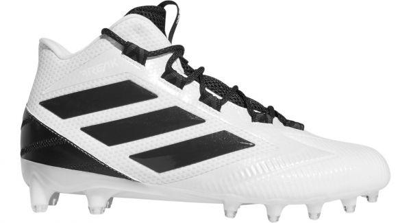 Adidas Freak Carbon Mid - White/Black