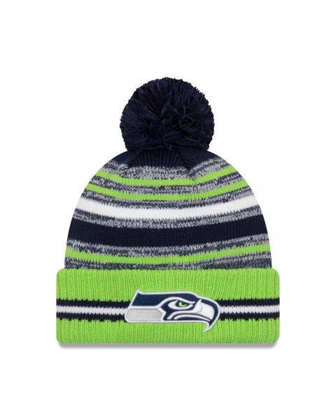 New Era NFL21 Sport Knit - Seattle Seahawks
